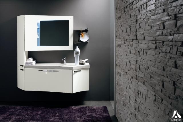 Mobili per bagno ad angolo ikea design casa creativa e for Mobile angolare bagno