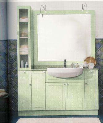 Arredo bagno classico bagni bottaro alessandro - Mobili arredo bagno classici ...